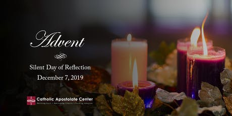 Advent Silent Day of Reflection tickets