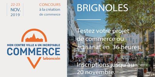 Mon centre-ville a un incroyable commerce - Brignoles