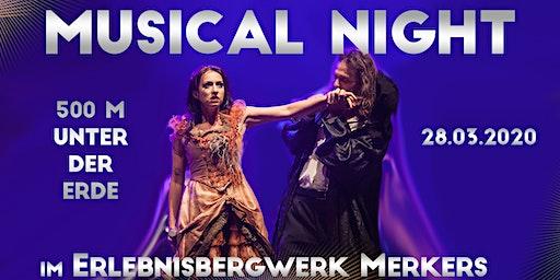 Musical Night // Erlebnis Bergwerk Merkers