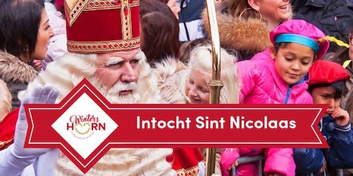 Intocht Sint Nicolaas Hoorn