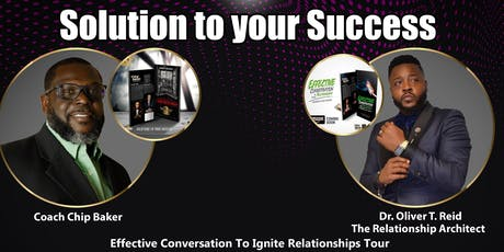 Effective Conversation To Ignite Relationships Tour- Dallas tickets