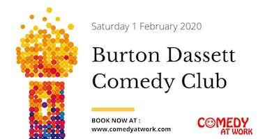 Comedy Club - Burton Dassett