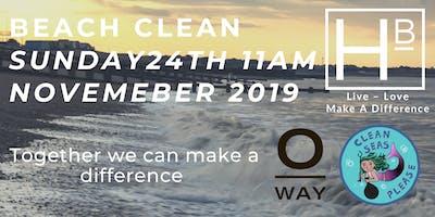 Town & Beach Clean