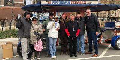 The Michigan Pedaler's Veterans Day Ride