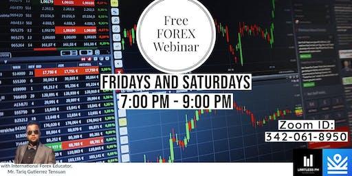 FREE Forex Webinar