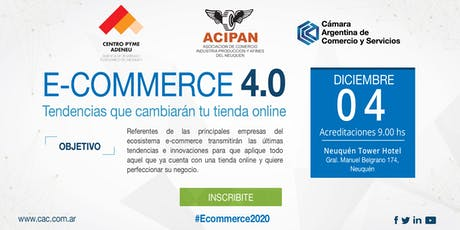 E-Commerce 4.0: Tendencias que cambiarán tu tienda online entradas