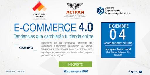 E-Commerce 4.0: Tendencias que cambiarán tu tienda online