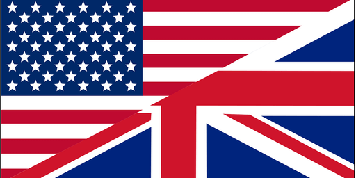 American Vs. British Showdown