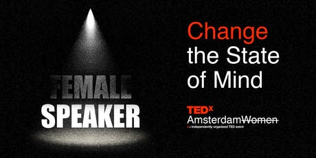 TEDxAmsterdamWomen 2019 Conference tickets
