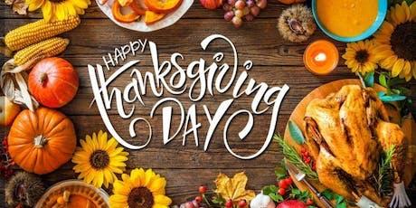Thanksgiving: A True History biglietti