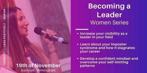 Becoming a Leader: Women Series
