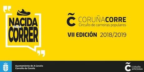Gala de entrega de premios - VII Circuito Coruña Corre entradas