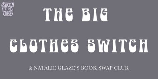 The Big Clothes Switch (& Natalie Glaze's Book Swap Club)