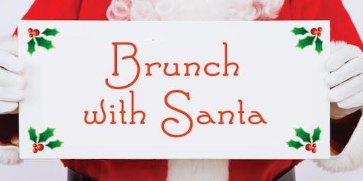 Santa Brunch & Elf Activities: 10:00am-12:00pm