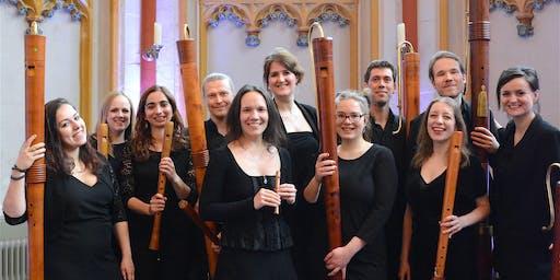 Les Goûts Réunis: The Royal Wind Music & RWM Academie
