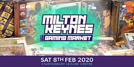 Milton Keynes Gaming Market - 8th February 2020 tickets