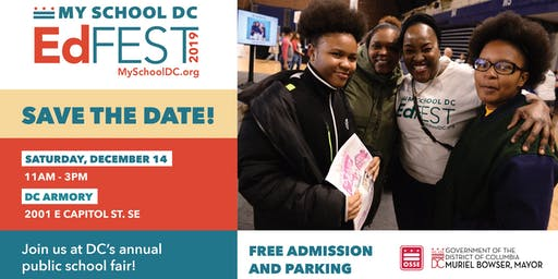 EdFEST – the District's annual public school fair
