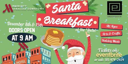 Santa Breakfast