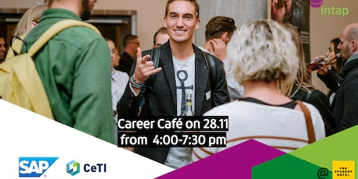 Career Café - Transition from Academia to Industry with CeTI and SAP