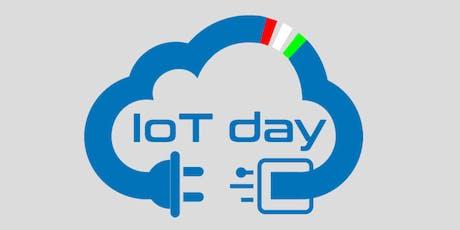 IoT Day Italy biglietti
