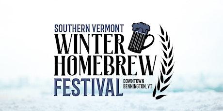 Winter HomeBrew Festival tickets
