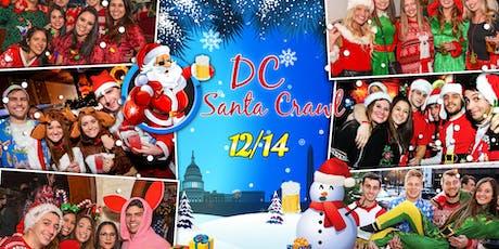 DC Santa Crawl 2019 (Washington, DC) tickets