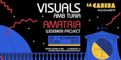 Visuals amb Turia - XII edición de La Cabina