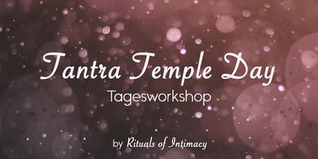 Tantra Temple Day Tickets