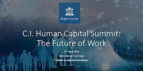 C.I. Human Capital Summit: The Future of Work 2020 tickets
