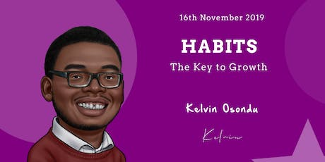 Habits: The Key to Growth tickets