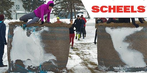 5K-ish Obstacle Run