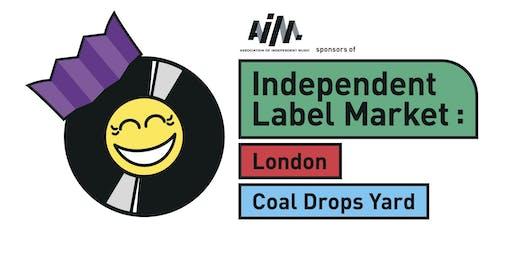 Independent Label Market: London (Winter 2019)