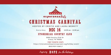 Christmas Carnival tickets