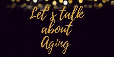 Let's Talk About Aging over BRUNCH