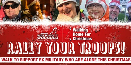 Walking Home For Christmas 2019 tickets