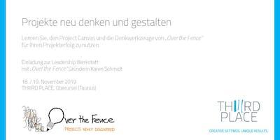 "Leadership Werkstatt mit ""Over the Fence"" Gründerin Karen Schmidt."