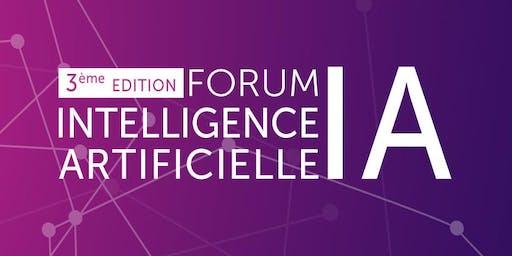 3ème édition du Forum de l'Intelligence artificielle
