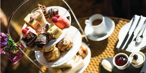Psychic Tea Party - Afternoon Tea & 1-2-1 Reading