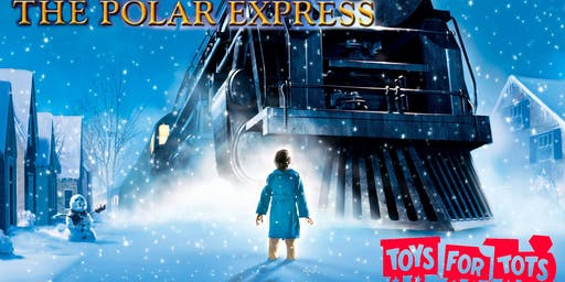 The Polar Express Free Movie Morning & Toy Drive