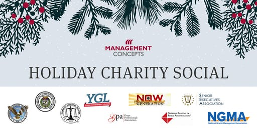 Holiday Charity Social: 1st Annual Partnership Appreciation Event