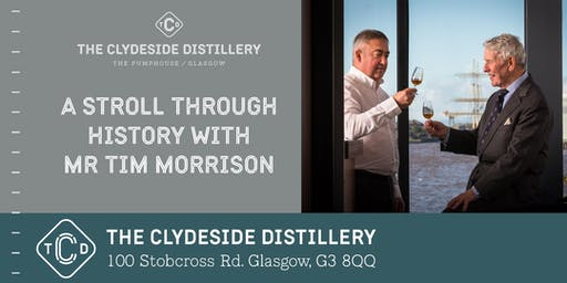 Whisky Tasting Evening with Mr Tim Morrison, Chairman of TCD