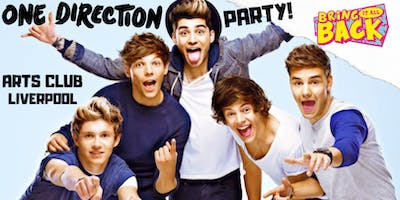The One Direction Party! Liverpool Arts Club