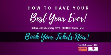 Pet Business Conference 2020: 'How to Have Your Best Year EVER!' tickets