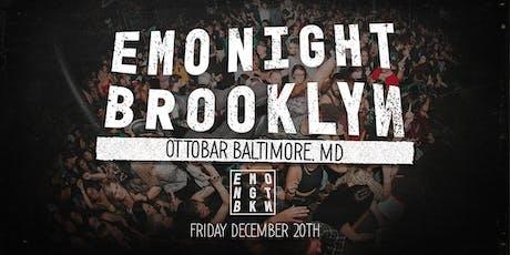 Emo Night Brooklyn! tickets