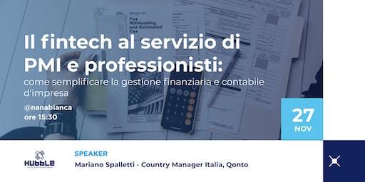 Il fintech al servizio di PMI e professionisti: QONTO