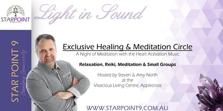 Exclusive Healing & Meditation Circle tickets
