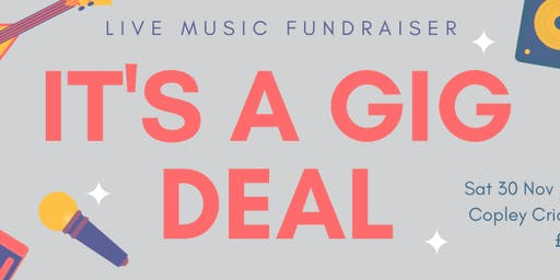 IT'S A GIG DEAL