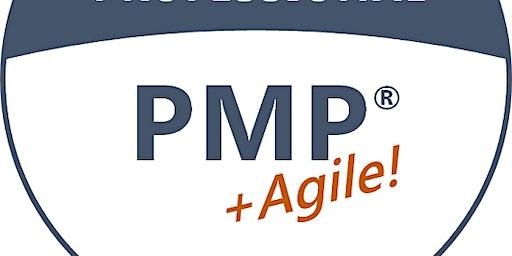 PMP + Agile Course | Curso Project Management + Agile | Puerto Rico