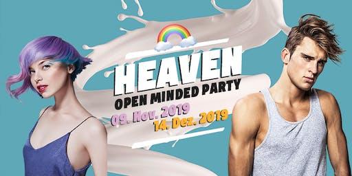 Heaven Party - Dezember 2019