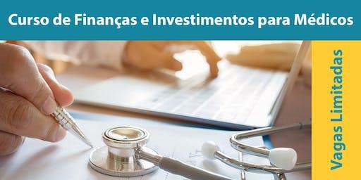 Curso de Finanças e Investimentos para Médicos